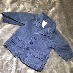 Baby GAP infant suit jacket